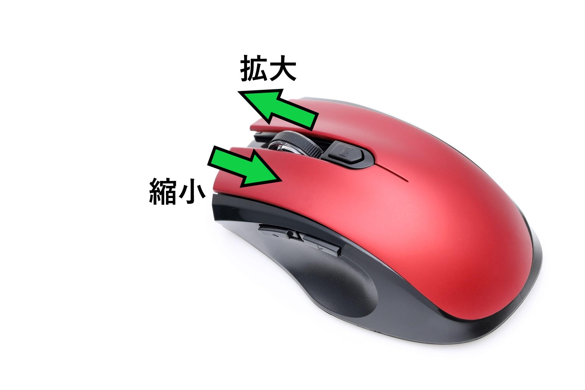 マウスの写真