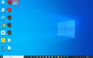 windows10のマイコンピューターの場所