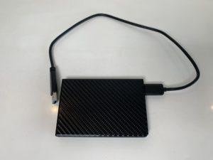 外付HDDの写真