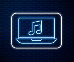 音楽とパソコン