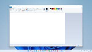 Windows11で旧ペイントアプリは使えるのか検証してみた【結果使えた】